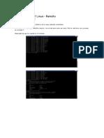 Instalação Client Linux