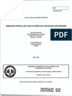 AD-E403 045__Enhanced Propellant and Alternative Cartridge Case Designs [2005]