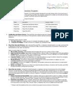 Plug and Play Accelerator Program Summary