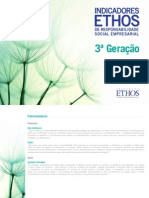 57+-+INDICADORES+Ethos+de+RSE+3a+geração+-+TI