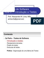 Aula01-Introducao a Testes de Software