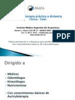 Curso de Auriculoterapia- A Distancia