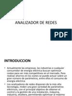 Analizador de Redes II