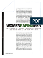 Women Raping Men