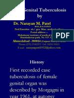Female Genital Tuberculosis-Patel