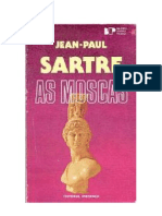 Jean-paul Sartre - As Moscas