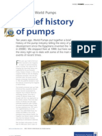 A Brief History of Pumps