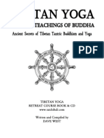 120183681 Tibetan Yoga the Teachings of the Buddha[1]