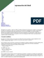 Curso Básico de UNIX - Programación del Shell