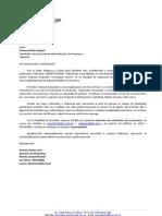 Carta Invitacion Frances Rufas