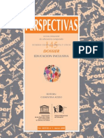 Perspectivas, Vol 38 N-1 Marzo 2008 Sobre La Inclusion