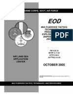 FM 4-30.16__EOD - Multi-Service Tactics, Techniques and Procedures for Explosive Ordnance Disposal in a Joint Environment [2005]