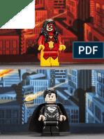 LEGO exclusive minifigure reveal