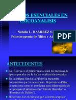 Psicoanálisis 1era Clase 2011