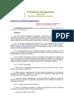 DECRETO Nº 7.674, DE 20 DE JANEIRO DE 2012