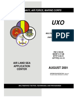 FM 3-100.38__Multiservice Procedures for Unexploded Ordnance Operations [2001]