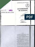 Los Herederos de Alfonsin