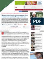 Www Lr21 Com Uy Politica 25313 Morassi Llamo a Los Narcolava