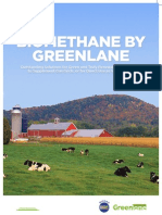 Biomethane by Greenlane