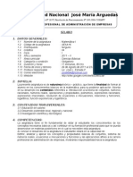 Silabo - Matematica i 2011 - II