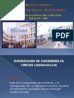 Tecnica Instrumental Cirugia Cardiaca