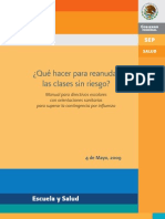 Manual Para Directivos Escolares
