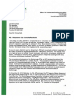 Metrolinx responds to Toronto City Manager report on Scarborough RT