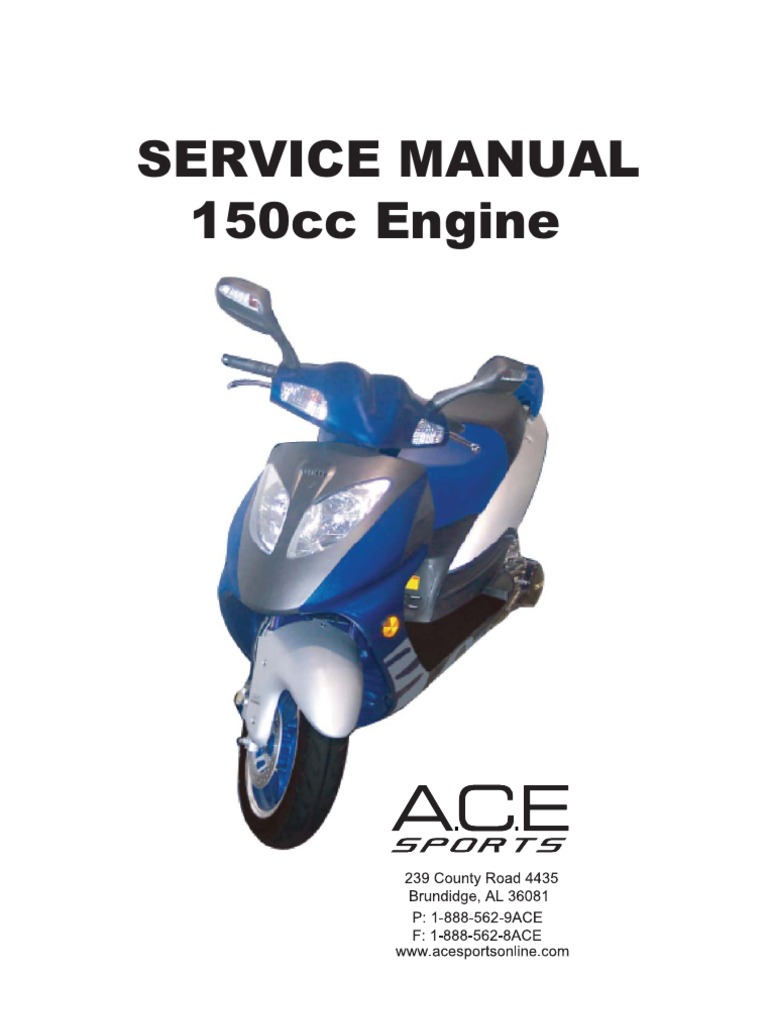 manual de servicio motos italika dinamo y chinas carburetor piston rh es scribd com  arrow 150 engine _service_manual