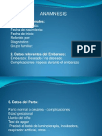 Ficha de Anamnesis
