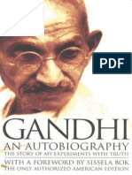 My Experiments With Truth Gandhi