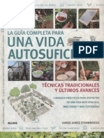 La Guia Completa Para Una Vida Autosuficiente - Dick & James Strawbridge