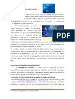Competencias Digitales PDF