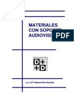 materiales audiovisuales