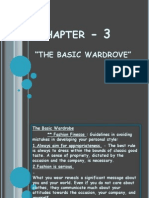 Chapter - 3 the Basic Wardrove -I