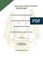 Ing Del Software - Correcion Aporte
