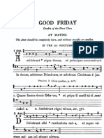 Proper of the Time Good Friday to Trinity Sunday
