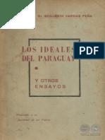 LOS IDEALES DEL PARAGUAY Y OTROS ENSAYOS - PORTALGUARANI
