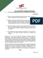 Resolución CFC