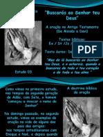 52249_Estudo 03 - A doutrina bíblica da oração