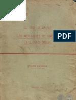 EL IRIS DE LA PAZ O LOS MERCADERES DE GINEBRA EN EL CHACO BOREAL - NOVELA HISTORICA - MARZO DE 1935 - PORTALGUARANI