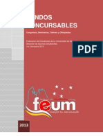 Bases Fondos Concursables 2012 - 1S
