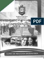 Unefa - Seleccion de Lecturas - Compresion Lectora - Curso de Induccion Universitaria