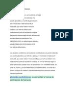 GLICOSIDOS CARDIOTONICOS