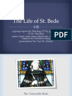 The Life of St Bede