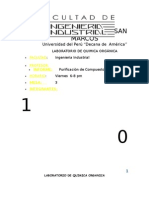 labo 3 - quimica organica 2012