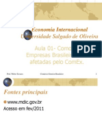 Aula 01 - Comex Brasileiro[1]