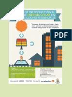Brochure Curso de Energia Solar
