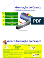 Aula 1-Formacao Do Cavaco