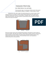 Fundamentals of Metal Casting