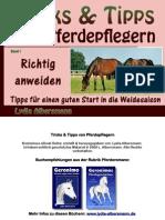 Tricks & Tipps von Pferdepflegern - Band 1